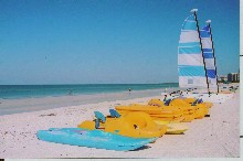 Marco Island is perfect for watersports