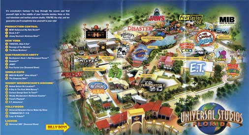 Guide to What there is to See and Do in Universal Orlando
